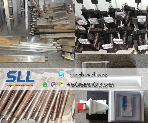 wall plaster machine