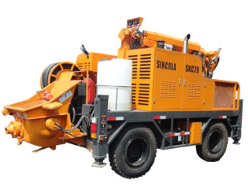 SKC20 Concrete Spraying Machine