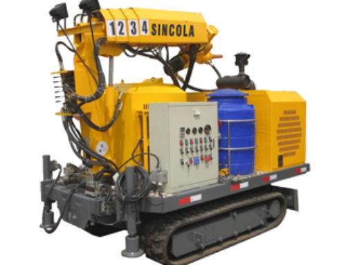 SKS80 Concrete Spraying Machine