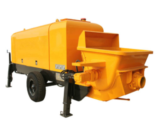 Explosion Proof Concrete Pump