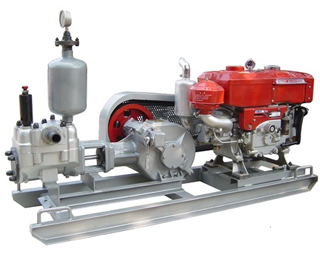 High pressure hydraulic pressure grouting Pump