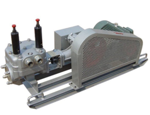 Mechanical Piston Grouting Pump