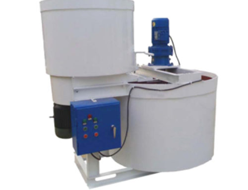 Double-layer mixer
