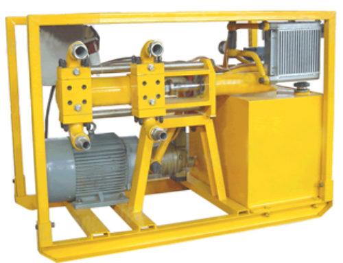 Full Hydraulic Grouting Pump