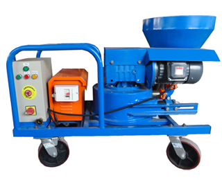 SHT38 mortar spraying machine