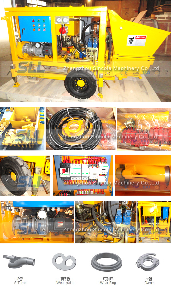 SPB7-SHOTCRETE-PUMP