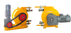 cement hose pump