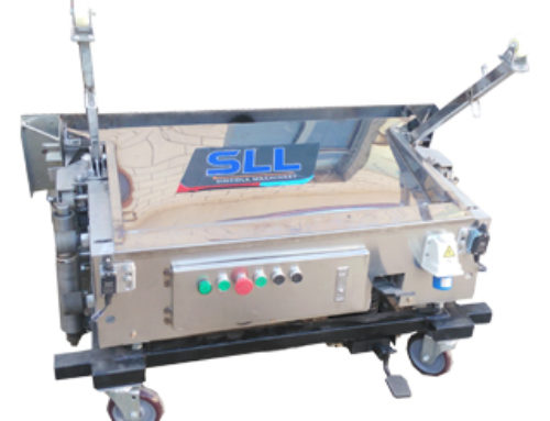 SRM Automatic Wall spraying machine