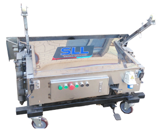 srm8 automatic wall spraying machine