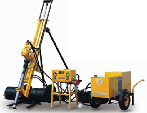 Mining Application Drilling Rigs machine with High efficiency