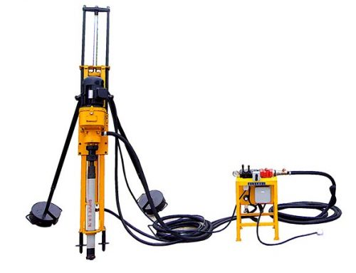 Drilling Rig For Shotcrete