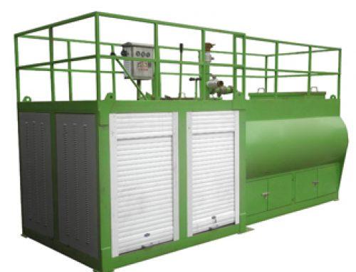 Hydraulic Seed Spraying Machine