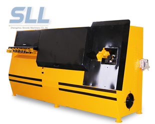 automatic steel bending machine