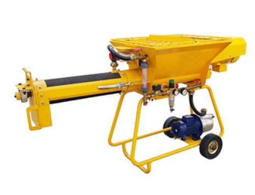 Continuous Mortar cement Mixer