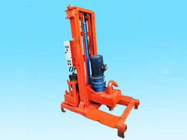 Three-phase drilling machine