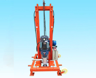 Remote control drilling machine