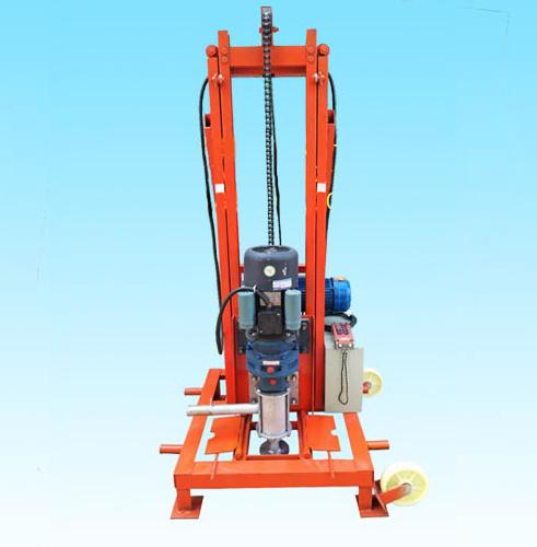 remote control drilling machine