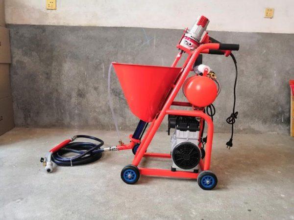 simple spraying machine