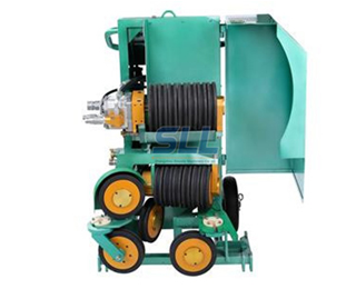 wire saw cutting machine