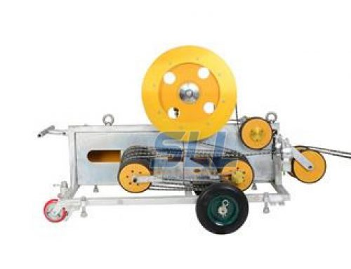 Granite Stone Wire Saw Machine
