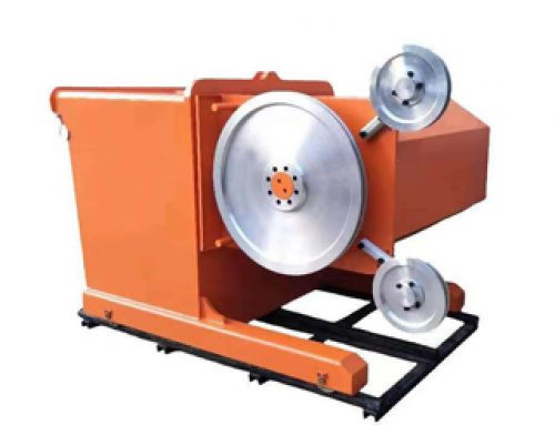 Diamond Wire Saw Stone Cutting Machine