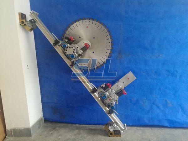 hydraulic wall sawing machine