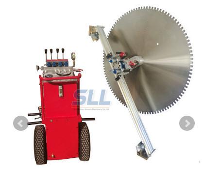 SLH-700TM Hydraulic wall sawing