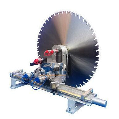 SLL-600RV Wall Sawing machine (1)