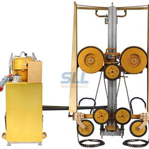 SSJ-A1 Hydraulic wire saw (1)