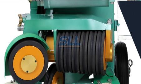 SSJ-B2 hydraulic wire saw machine