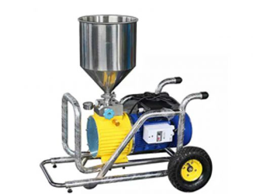 Airless Cement Spraying Machine