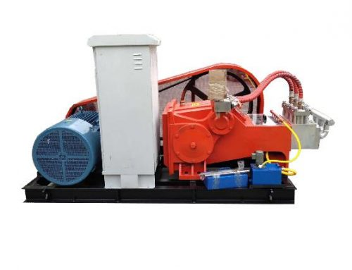 High Pressure Grouting Injection Pump