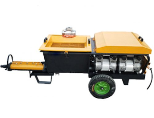 SLW180 Mortar Spraying Machine For Wall